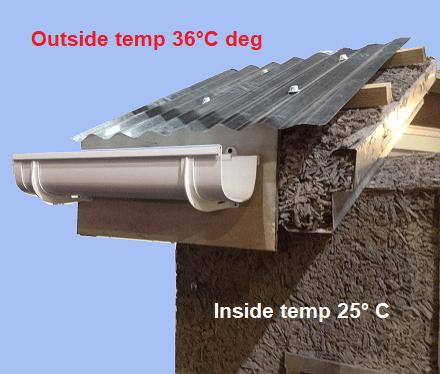 Envirocrete Ventilated Composite Roof