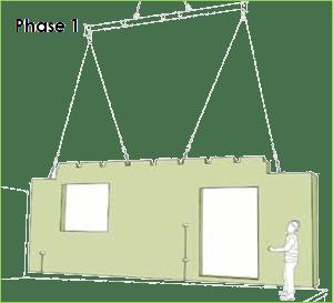 Envirocrete Building phase 1