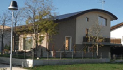 Envirocrete Bioclimatic house